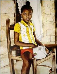 Art - Hope - 22x29 limited edition print - Kenneth Gatewood