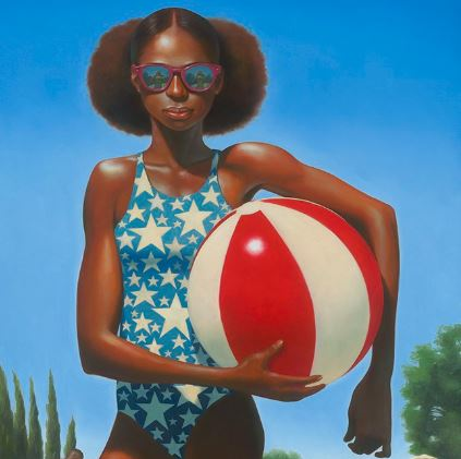 Bright Star - 21x24 - limited edition - Kadir Nelson