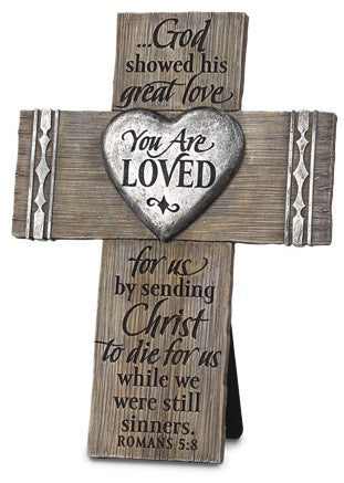 You Are Loved - Romans 5-8 - cross