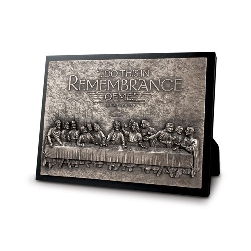Sculpture Plaque - Last Supper