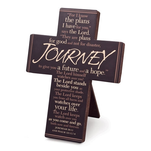 Words of Inspiration - Journey cross