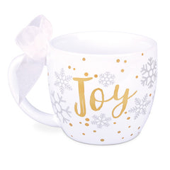 Season of Joy Christmas mug - Joy
