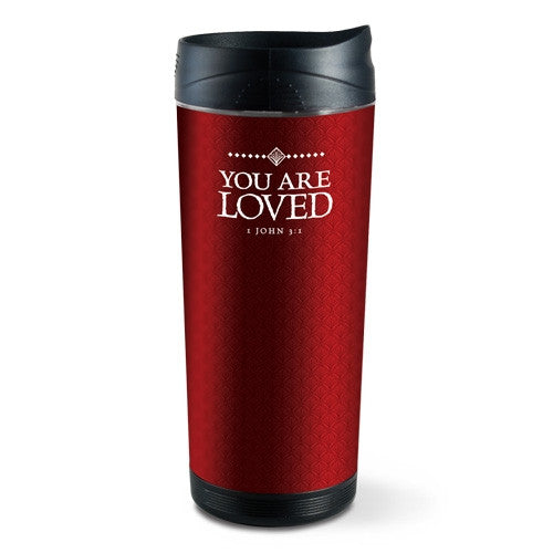 Frosted Tall Tumbler - You Are Loved