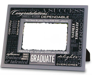 Defining Moments Series - Graduate photo frame