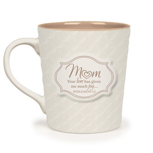 Pattern of Praise - Mom mug