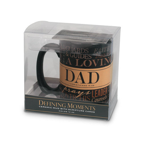 Defining Moments Series - Dad Mug