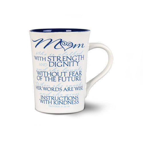 It Is Written - Mom mug
