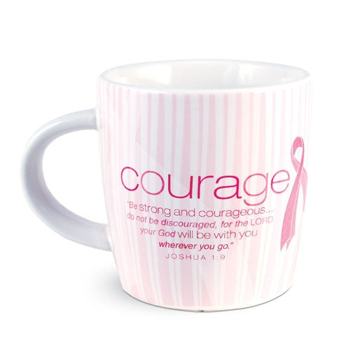 Mug - Cups of Encouragement - Courage
