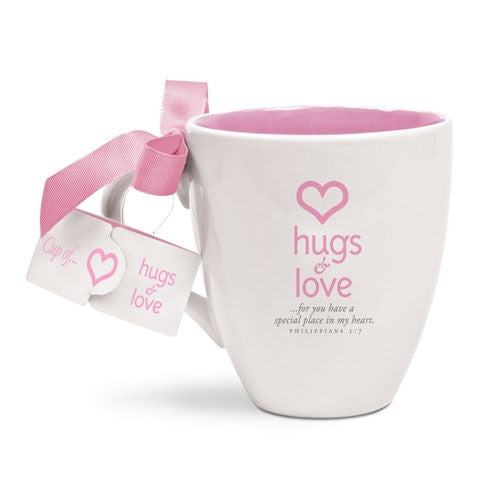 Cups of Hugs mug - Hugs of Love