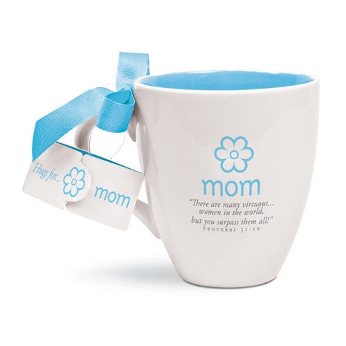 Cups of Hugs mug - Mom