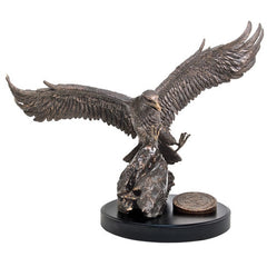 Large Sculpture - Eagle