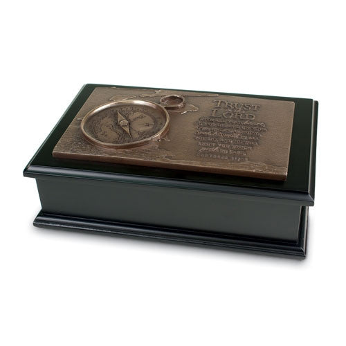 Scuplture Box - Compass