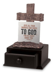 At The Cross - Prayer Box