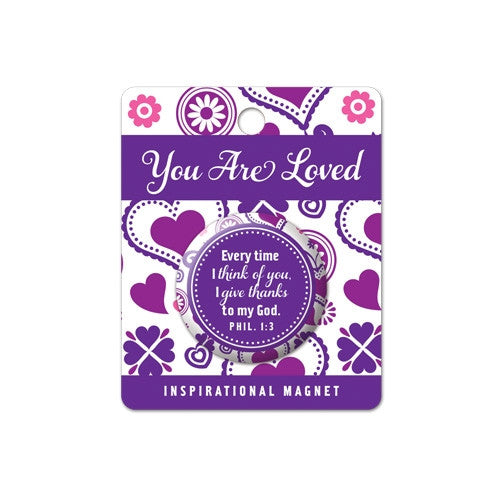 You Are Loved - Mom - magnet