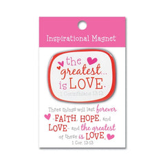 Colorful Series - Love is magnet