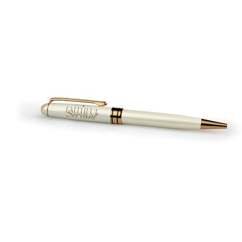 Faithful Servant - Pen - cream