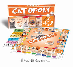 Cat-opoly - boardgame