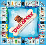 Dog-opoly - boardgame