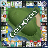 Golf-opoly - boardgame