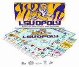 LSU-opoly - boardgame