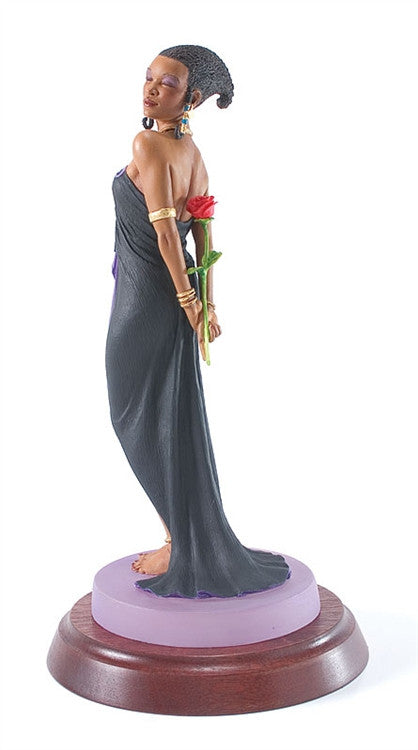Evening Rose - Ebony Visions figurine