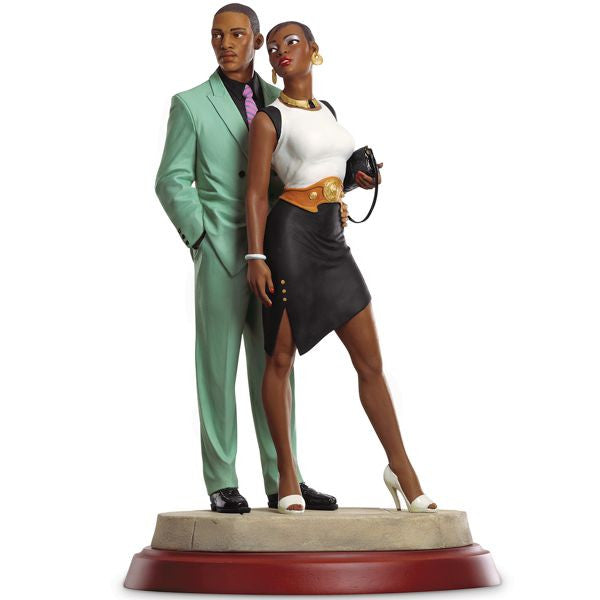 Ebony Visions - 15 Minute Wait - figurine