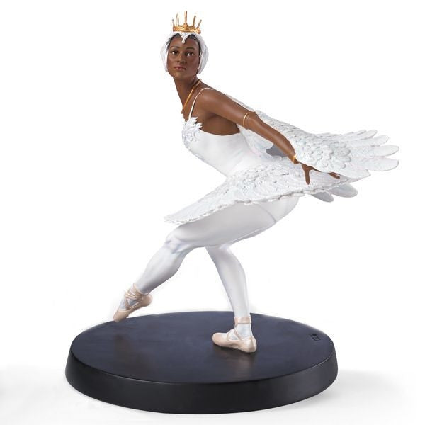 Ebony Visions - Swan Lake - figurine