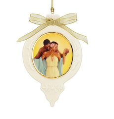 Ebony Visions - The Tender Touch - porcelain ornament