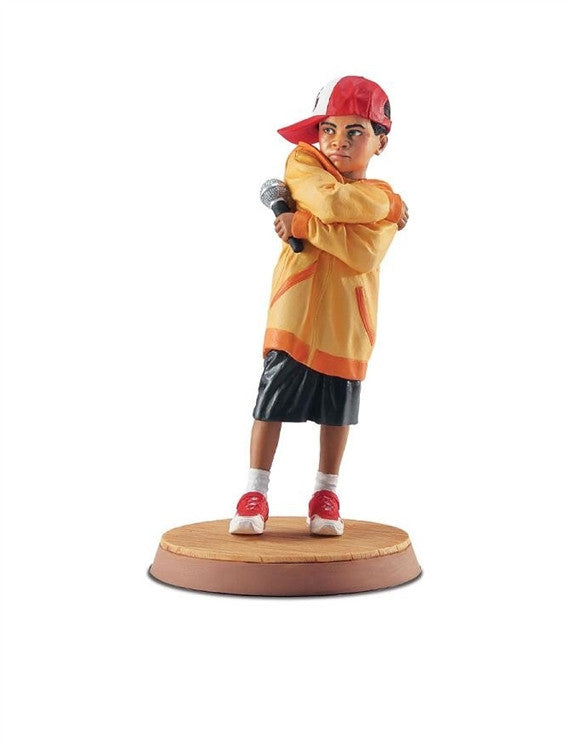 Ebony Visions - MC Little Bit - figurine