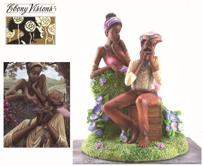 Love Jones - John Holyfield - Ebony Visions - figurine