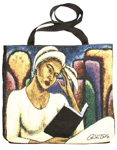 Deep In Thought tote bag - LaShun Beal