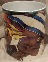 Come Sunday mug - by LaShun Beal