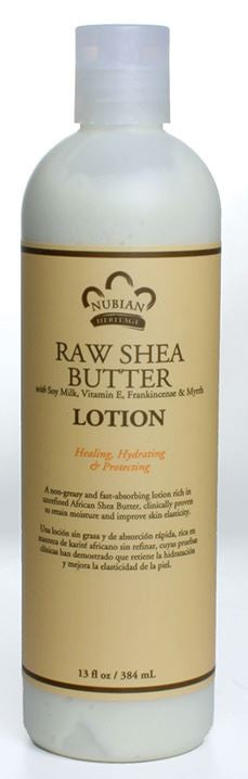 Raw Shea Butter - Lotion