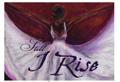 Still I Rise - Kerream Jones - magnet