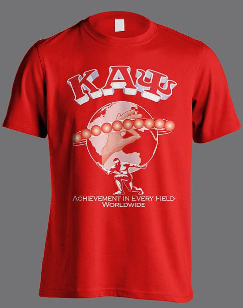 Kappa Alpha Psi t-shirt - worldwide