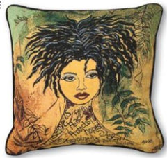 Love Is - throw pillow