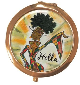 Holla - mirror compact