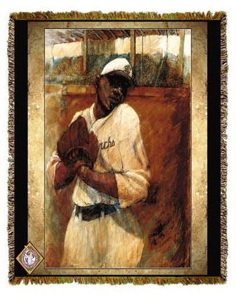 Negro League Baseball - Looking Back throw