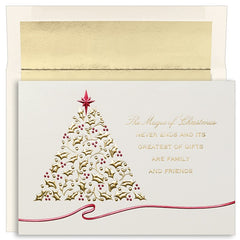 Traditional Christmas Cards - Magic Never Ends - MPS-78810