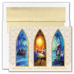 Traditional Christmas Cards - MPS-857000