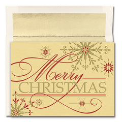 Traditional Christmas Cards - MPS-860800