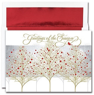 Traditional Christmas Cards - MPS-863600