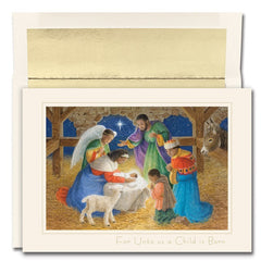 African American Christmas Cards - MPS-875000