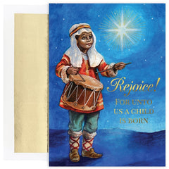African American Christmas Cards - MPS-906300