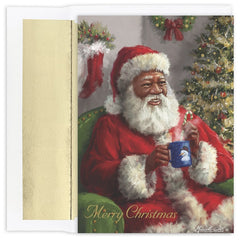 African American Christmas Cards - MPS-934700M