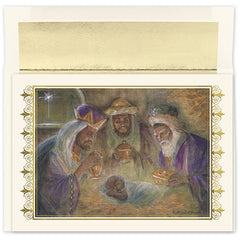African American Christmas cards - MPS-942700