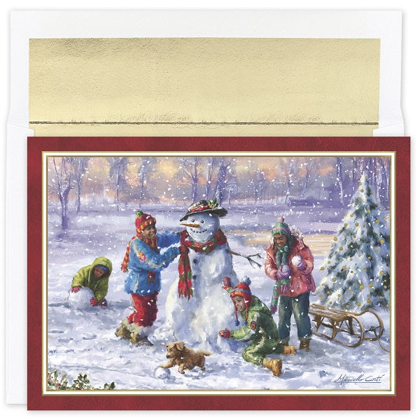 African American Christmas Cards - MPS-942800