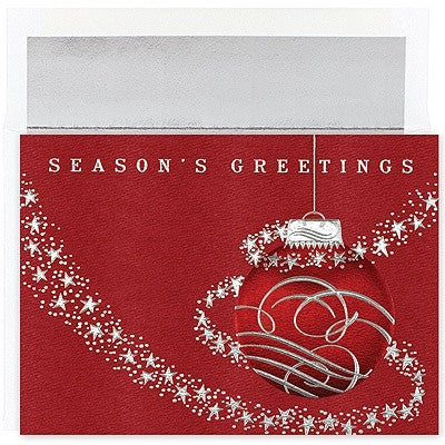 Traditional Christmas Cards - MPS-M0390MB