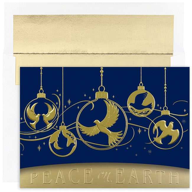 Traditional Christmas Cards - MPS-M1122MB