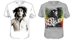 Bob Marley t-shirts - Sepia-This Is Reggae - 3X